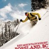 Rossland Escape Guide - winter activities.