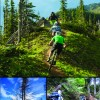 Fernie Hiking & Biking Trail Map