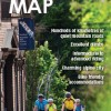 Rossland Road Biking Map-brochure.