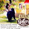 Alfoldy Art Gallery in Creston.