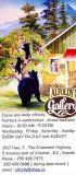 Alfoldy Art Gallery in Creston.