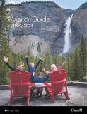 Yoho National Park 2020/21 Orientation Guide.