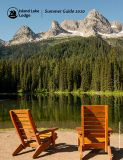 Fernie Island Lake Lodge, summer activity guide.