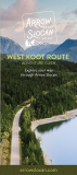 Arrow Lake Slocan Valley West Koot Route